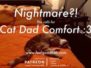 Cat Dad Nightmare Comfort (ft. Admiral Nelson)