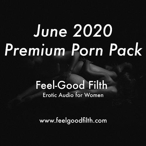 Premium Porn Pack: June 2020