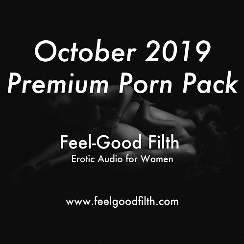 Premium Porn Pack: October 2019