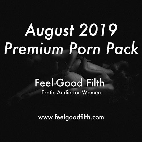 Premium Porn Pack: August 2019