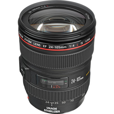 Canon 24 105mm is usm