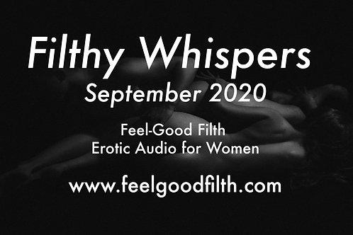 Filthy Whispers: September 2020