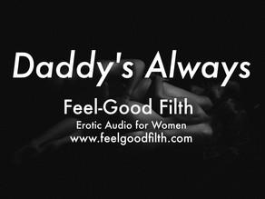 Daddy's Always [Pregnant Sex] [Wrist Bondage] [Romantic]