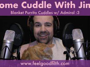 Cuddle Purrito