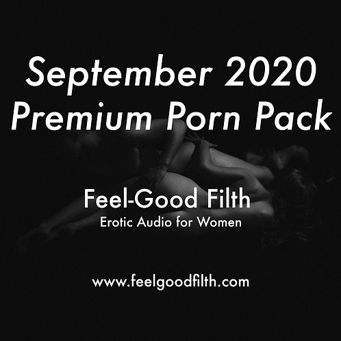 Premium Porn Pack: September 2020