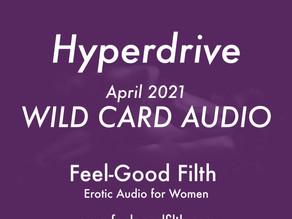 Hyperdrive [Sci-Fi] [Masked Hero] [Romance] [Wild Card!!!] [19:09]
