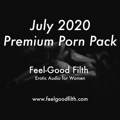Premium Porn Pack: July 2020