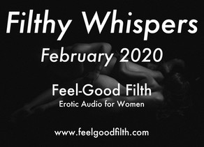 Filthy Whispers, the continuation of 'Dirty Nothings'