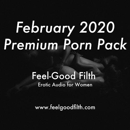 Premium Porn Pack: February 2020