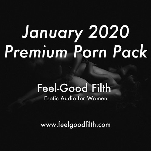 Premium Porn Pack:  January 2020