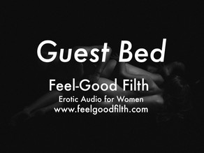 Guest Bed [CNC Roleplay] [Rough] [Taking You at a Party]