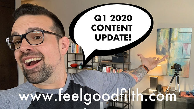 Q1 2020 Content Update! Important Info Inside!
