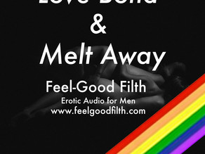 Love Bond + Melt Away [M4M] [2 Audios] [DD/lb] [Virginity Roleplay] + [Aftercare] 🏳️‍🌈