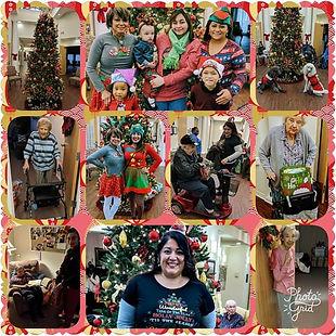 Santa's for Senors 2017
