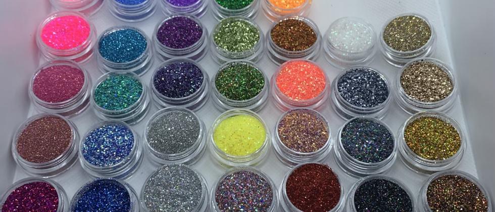 Favorite 10 fine glitter
