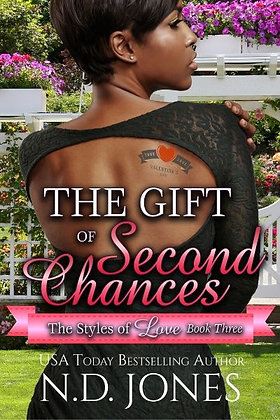 The Gift of Second Chances: A Valentine's Romance (The Styles of Love)