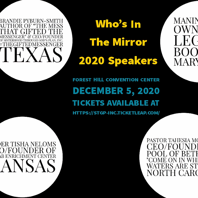 Who's in the Mirror 1st Annual Women's Fashion Show/ Conference/ Banquet