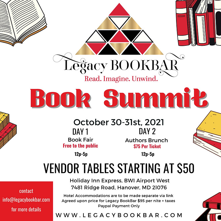 Legacy BookBar Book Summit Vol 2