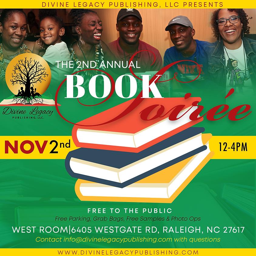 Divine Legacy Publishing, LLC 2nd Annual Book Soiree