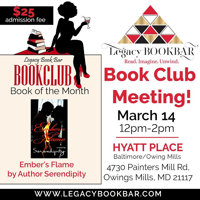 Legacy BookBar March Bookclub