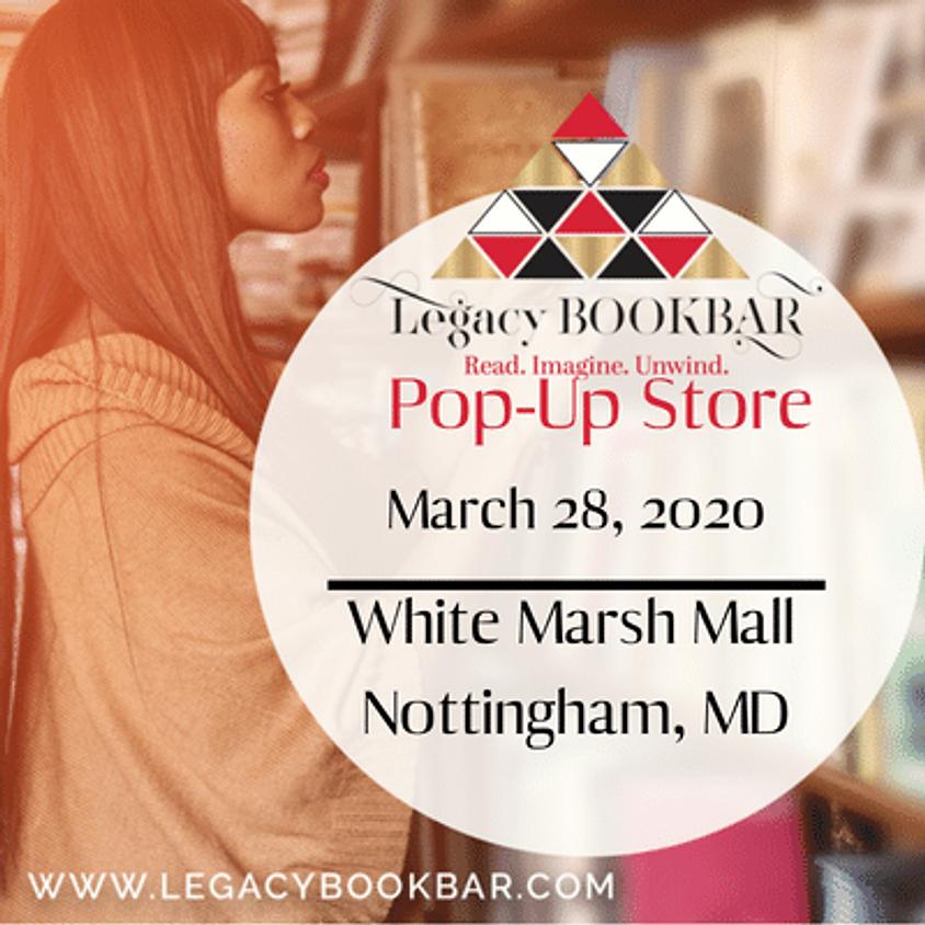 Legacy BookBar Pop-Up Store