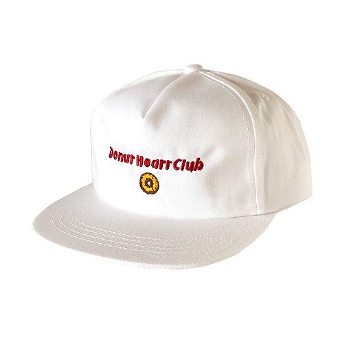 Donut Heart Club - Cap 2020 edition (WHITE)