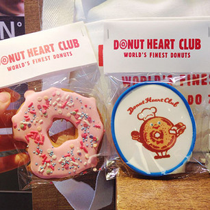 Donut Heart Club pop up in T-SITE Daikanyama