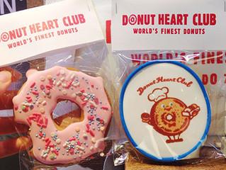 Donut Heart Club pop up in T-SITE Daikanyama