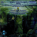 CD REVIEW: WAGNER - ARRANGEMENTS & FANTASIAS ON THEMES OF THE RING FOR SYMPHONIC BAND