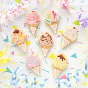 """The Ice cream -""""FANCY'S""""-"""