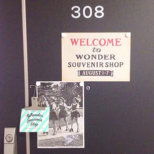 Thank you for Wonder Souvenir Shop!