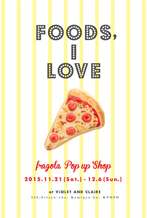 fragola POP UP SHOP in V&C Kyoto