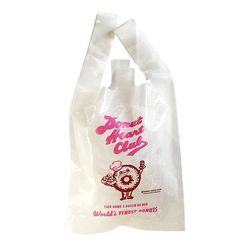 D.H.C. PVC Shopping Bag
