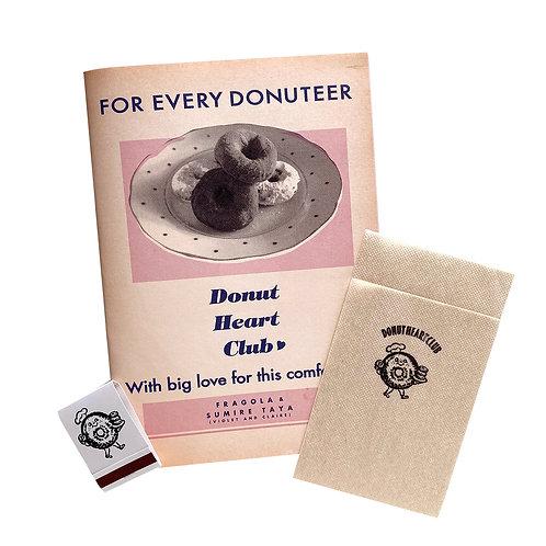 Donut Heart Club Zine -Issue.1