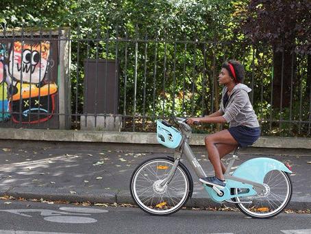 BALADE A PARIS EN VELIB'