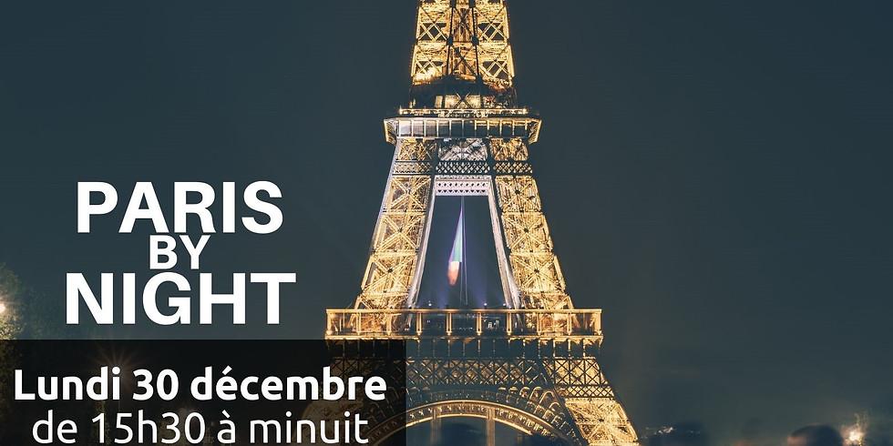 Sortie famille - Paris by Night 30/12/2019
