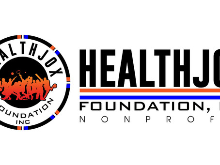 501(c)(3) granted to HealthJox Foundation, Inc.