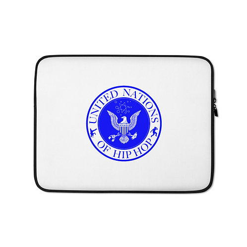 UN Of Hip Hop Laptop Sleeve