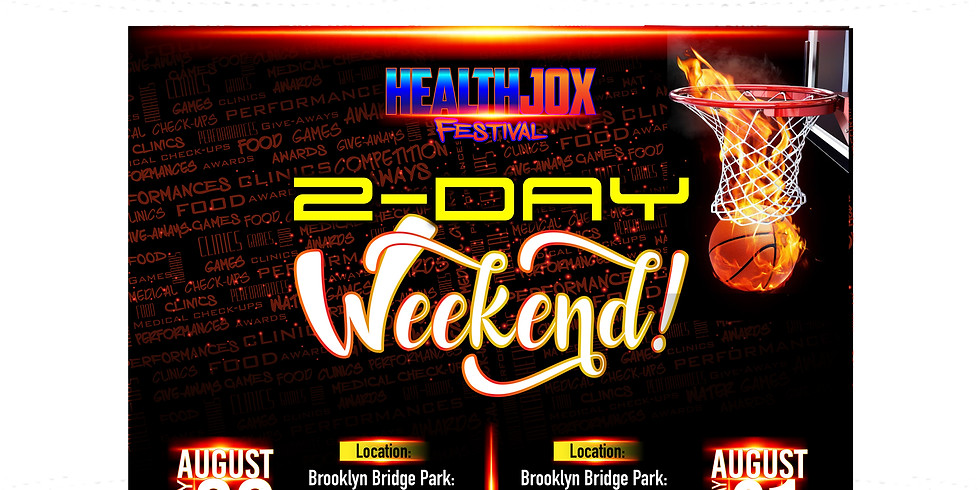 HealthJox 2-Day Festival (Day 1)