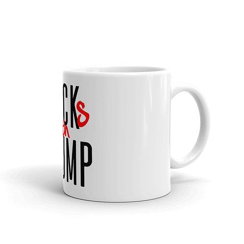 I F*CKs W Trump Mug