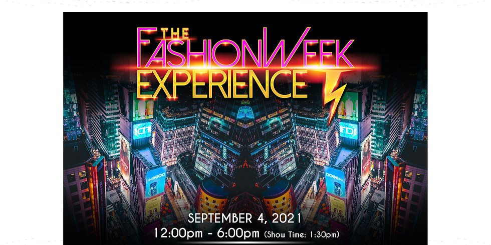 The Fashion Week Experience, Times Square, NYC