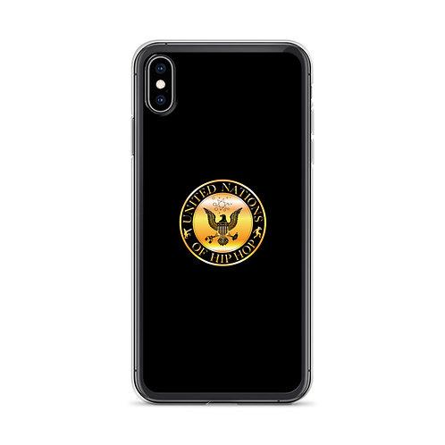 UN of Hip Hop iPhone Case