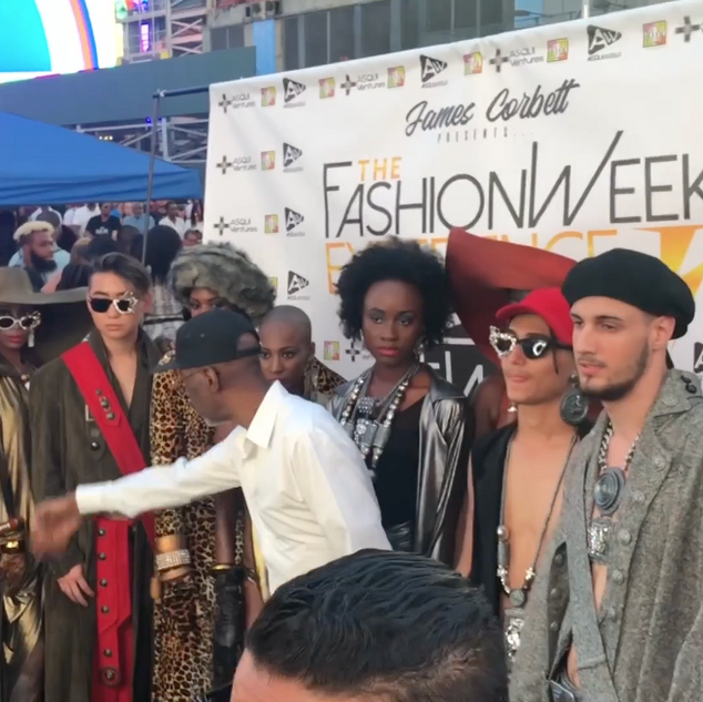 The Fashion Week Experience