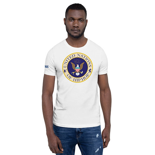 UN Of Hip Hop Short-Sleeve Unisex T-Shirt