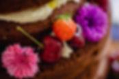 luscious belgium chocolate fudge cake
