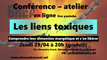 Web conférence atelier - Les liens toxiques