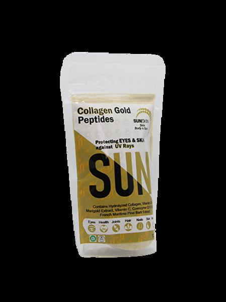 SUN COLLAGEN GOLD Travel Pack 120 g