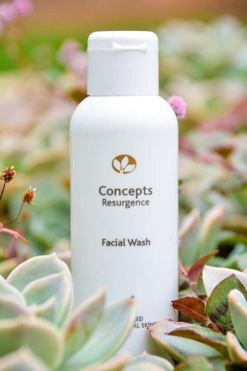 Concepts Facial Wash 125ml