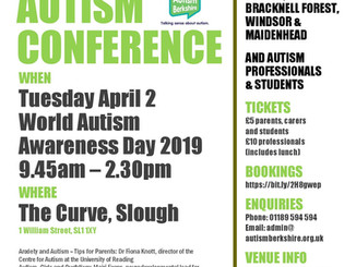 All About Autism Conference - 02/04/2019