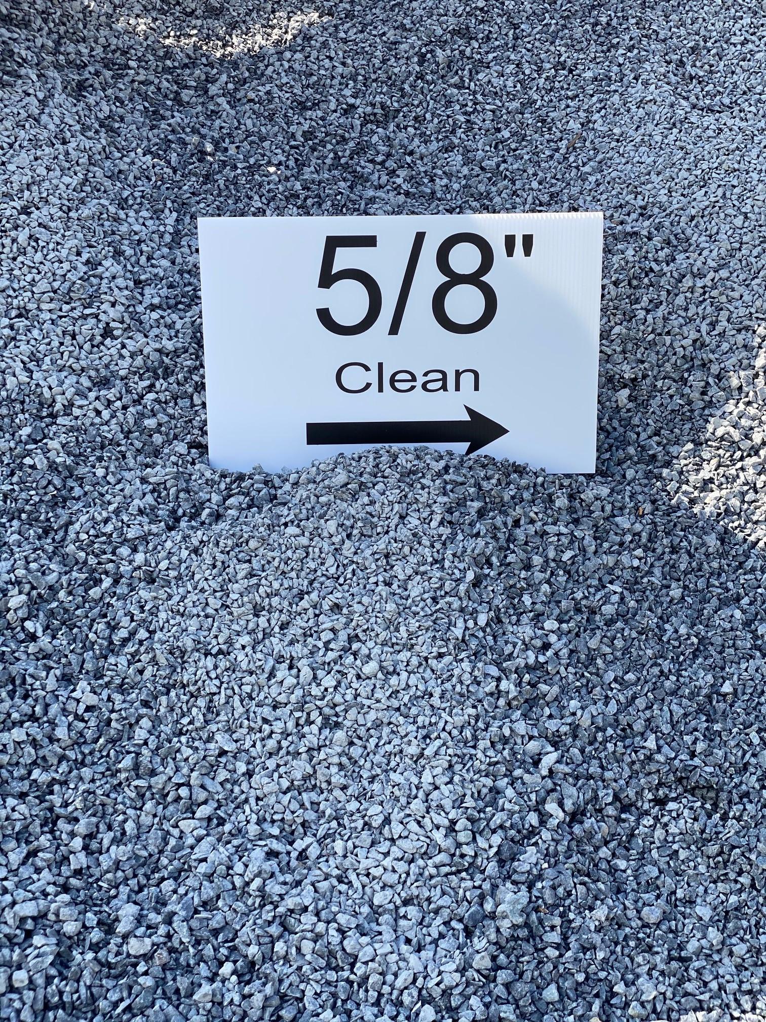 """5/8"""" Clean"""